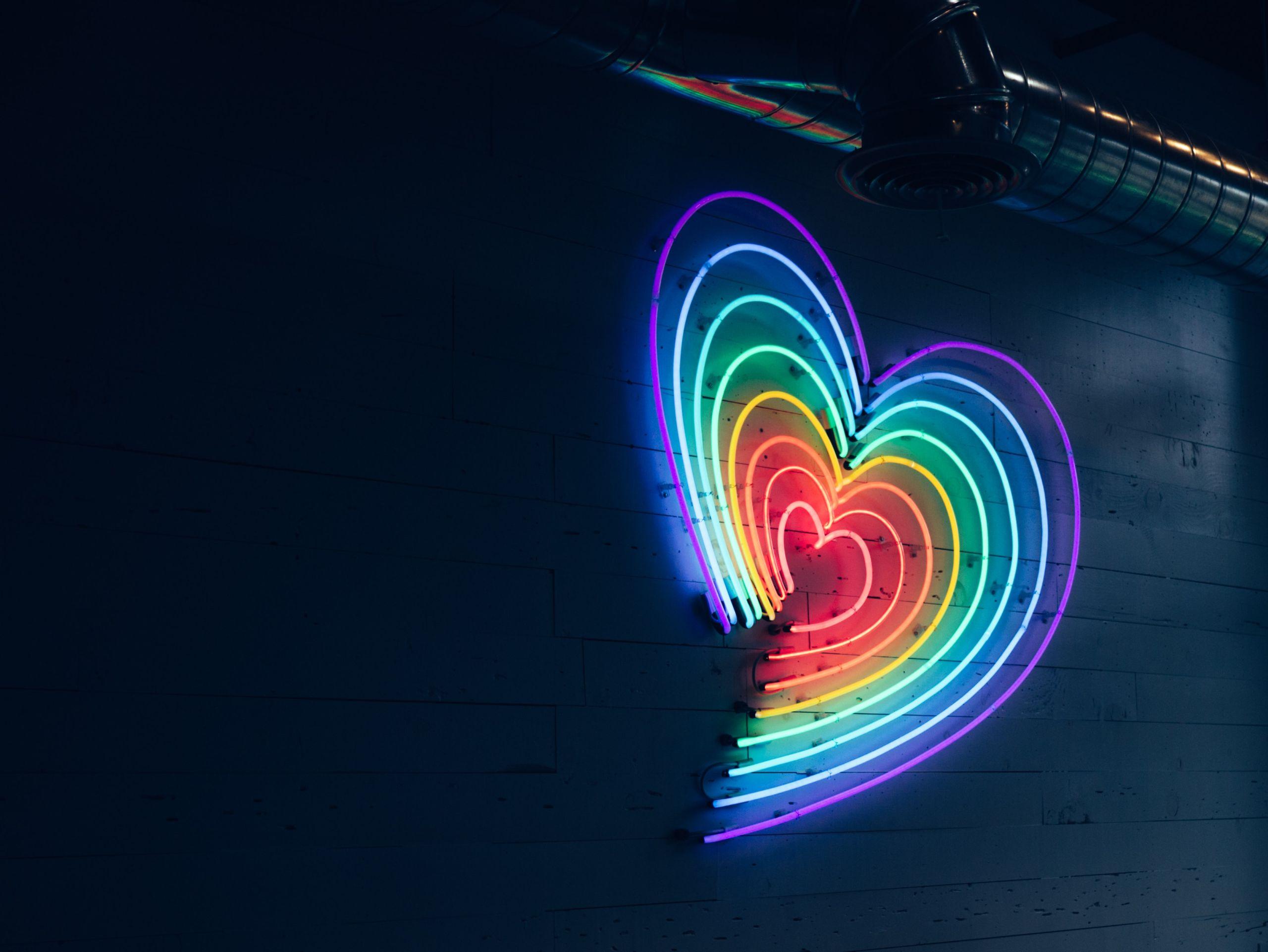 Цветовая модель любви